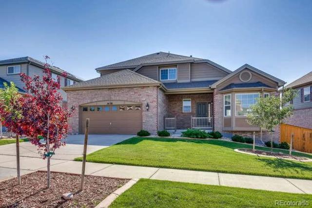 5438 S Elk Way, Aurora, CO 80016 (#5795257) :: Structure CO Group