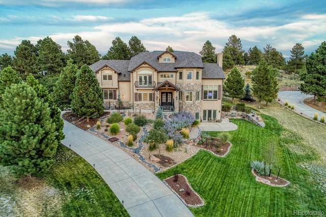 5068 Barn Swallow Way, Parker, CO 80134 (#5795284) :: iHomes Colorado
