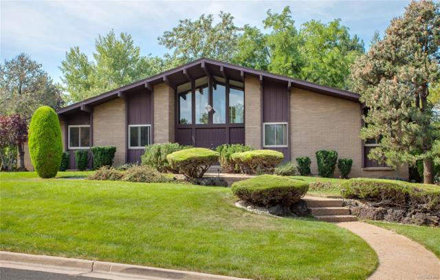 5052 E Princeton Avenue, Cherry Hills Village, CO 80113 (#5795729) :: The Peak Properties Group