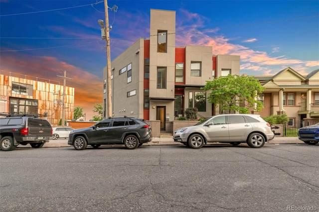 1932 W 32ND Avenue, Denver, CO 80212 (MLS #5795733) :: 8z Real Estate