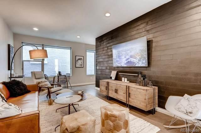 2065 N Downing Street #3, Denver, CO 80205 (#5796186) :: Kimberly Austin Properties