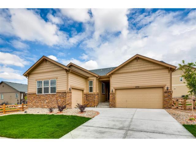 4752 S Riviera Street, Aurora, CO 80015 (MLS #5796281) :: 8z Real Estate