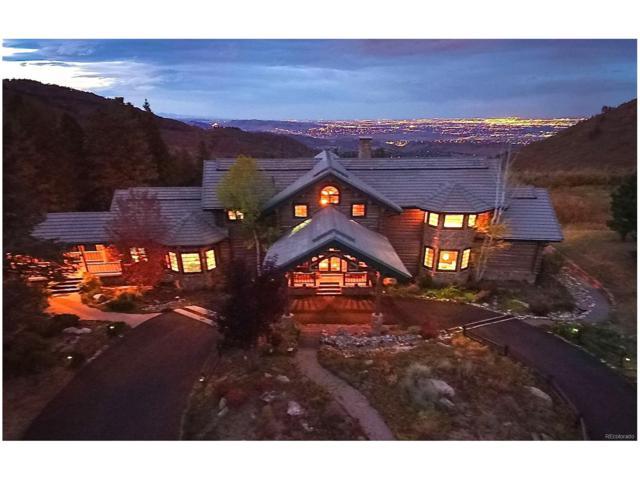 13 West Ranch Road, Morrison, CO 80465 (MLS #5796423) :: 8z Real Estate