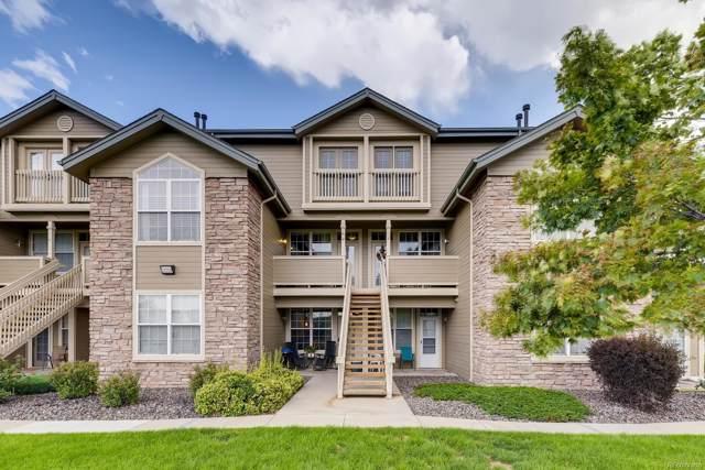 2846 W Centennial Drive H, Littleton, CO 80123 (MLS #5796489) :: Keller Williams Realty