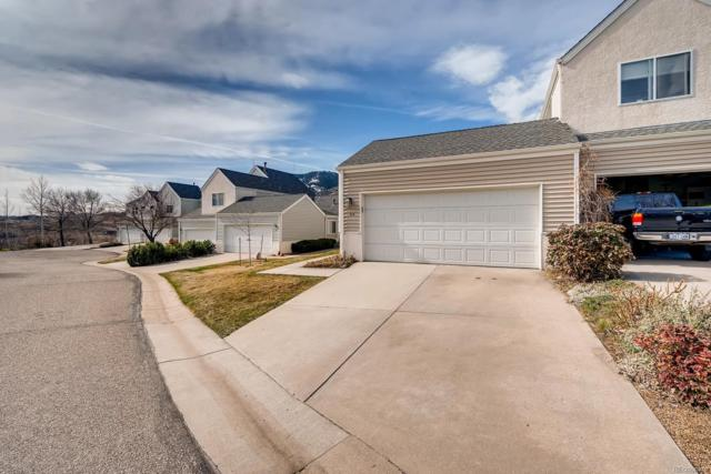 514 Parkview Court, Golden, CO 80403 (#5796545) :: The Heyl Group at Keller Williams