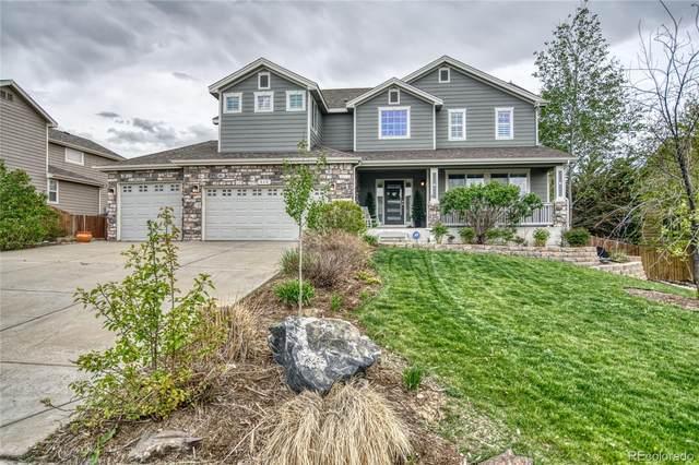 860 Quintana Lane, Erie, CO 80516 (#5796577) :: The Peak Properties Group