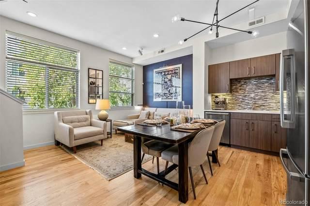 2327 Glenarm Place #3, Denver, CO 80205 (#5797047) :: Wisdom Real Estate