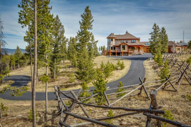 26214 Grand Summit Trail, Evergreen, CO 80439 (#5797151) :: Structure CO Group