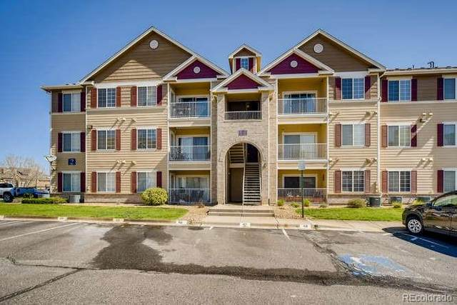 15700 E Jamison Drive #303, Englewood, CO 80112 (#5797234) :: The DeGrood Team