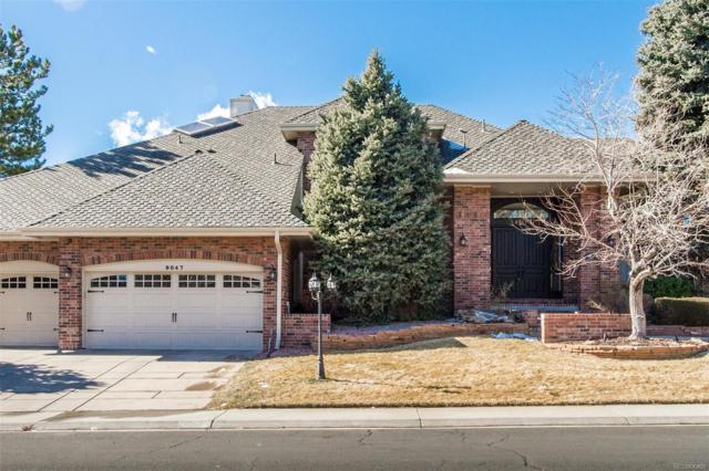 8047 S Fairfax Court, Centennial, CO 80122 (#5797594) :: The Griffith Home Team