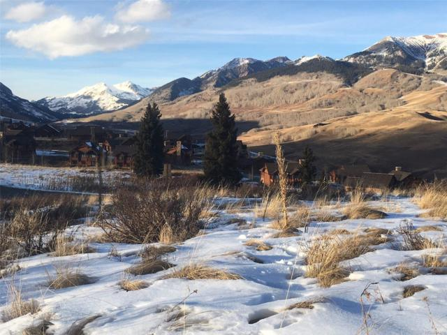 18 Walking Deer Lane, Mt Crested Butte, CO 81225 (#5797599) :: The DeGrood Team