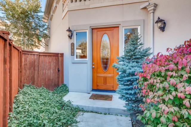322 Steele Street, Denver, CO 80206 (#5797685) :: The Dixon Group