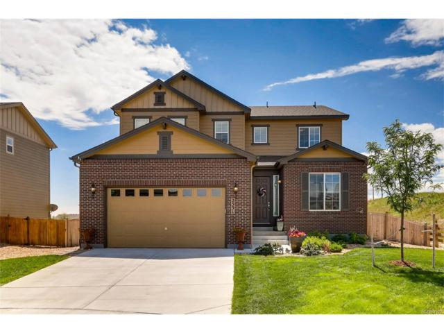 2331 Summerhill Drive, Castle Rock, CO 80108 (MLS #5797869) :: 8z Real Estate