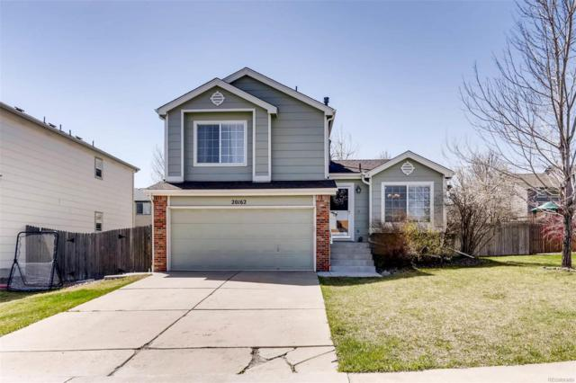 20162 E Belleview Place, Centennial, CO 80015 (#5797882) :: The Pete Cook Home Group