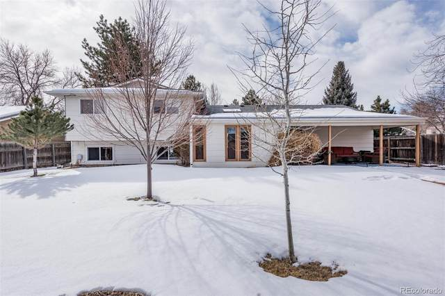 9063 W Union Avenue, Littleton, CO 80123 (#5798527) :: My Home Team
