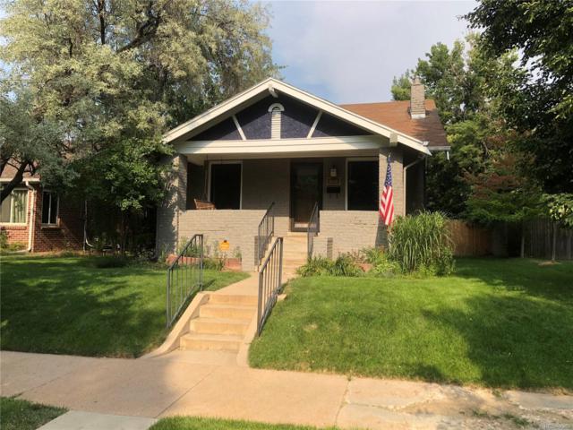 1638 Poplar Street, Denver, CO 80220 (#5798573) :: The Griffith Home Team