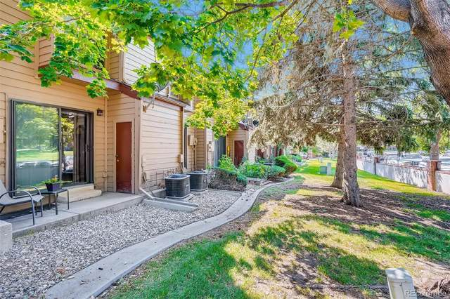 214 Wright Street #110, Lakewood, CO 80228 (#5798612) :: Compass Colorado Realty