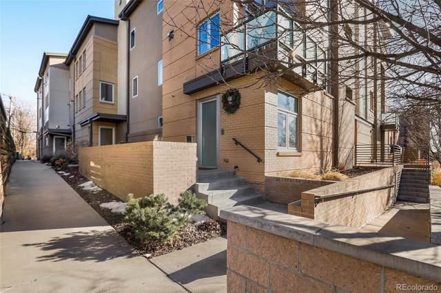 2308 S University Boulevard, Denver, CO 80210 (MLS #5798863) :: Colorado Real Estate : The Space Agency