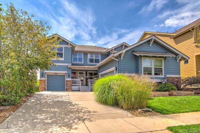 12101 S Tallkid Court, Parker, CO 80138 (#5798924) :: The Gilbert Group