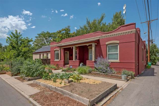 1815 E 29th Avenue, Denver, CO 80205 (#5799138) :: The Heyl Group at Keller Williams