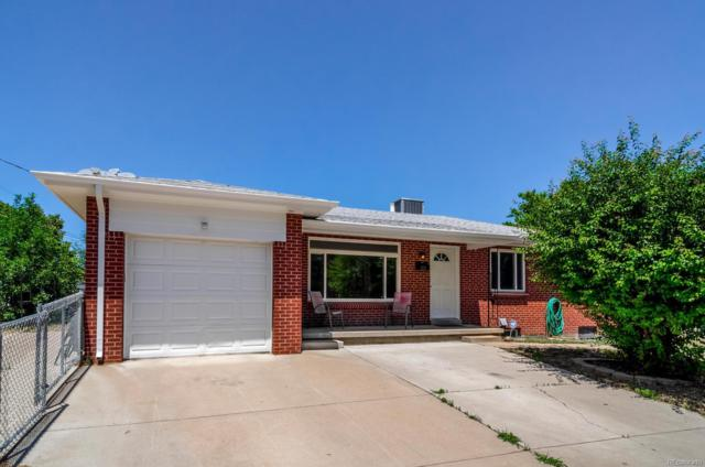 5925 W Arizona Avenue, Lakewood, CO 80232 (#5799142) :: The Heyl Group at Keller Williams