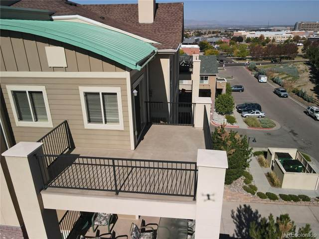 1162 Rockhurst Drive #407, Highlands Ranch, CO 80129 (#5799282) :: The Healey Group
