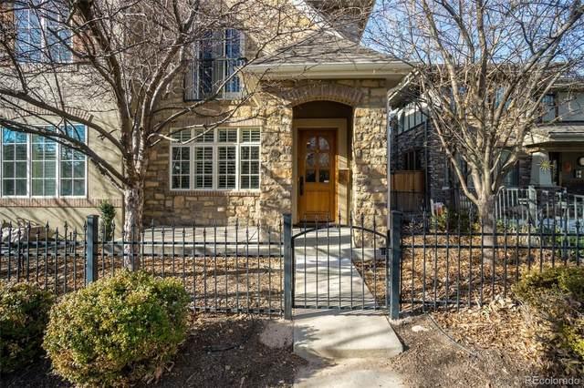 15 Garfield Street, Denver, CO 80206 (#5799375) :: The Colorado Foothills Team | Berkshire Hathaway Elevated Living Real Estate