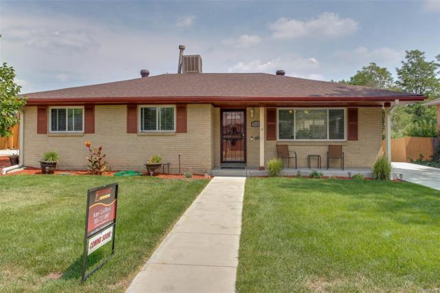 6182 Brentwood Street, Arvada, CO 80004 (#5799450) :: The City and Mountains Group
