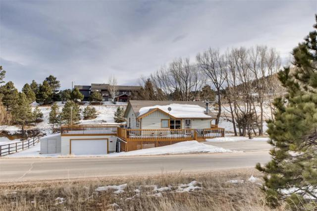 3350 El Pinal Drive, Evergreen, CO 80439 (#5799585) :: The DeGrood Team
