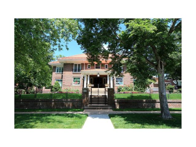 2315 E 7th Avenue Parkway, Denver, CO 80206 (MLS #5800297) :: 8z Real Estate