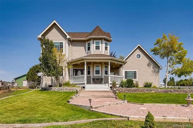 9203 E 155th Drive, Brighton, CO 80602 (#5800301) :: Briggs American Properties