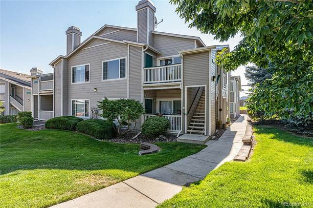 3975 Canyon Ranch Road #204, Highlands Ranch, CO 80126 (#5800657) :: The DeGrood Team