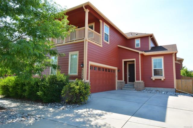 6573 Abbeywood Drive, Colorado Springs, CO 80923 (#5800955) :: The Pete Cook Home Group