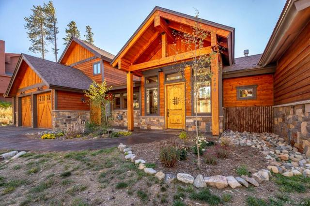 226 Moonstone Road, Breckenridge, CO 80424 (#5801270) :: Wisdom Real Estate