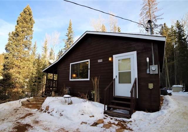 47 Fairview Drive, Cripple Creek, CO 80813 (MLS #5801282) :: 8z Real Estate