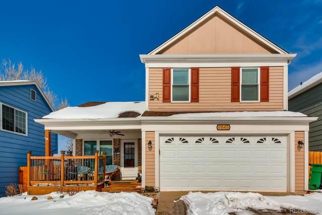 9845 Fairwood Street, Littleton, CO 80125 (#5801471) :: Re/Max Structure