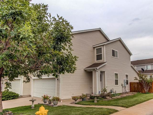 5526 S Quemoy Circle, Aurora, CO 80015 (MLS #5803494) :: 8z Real Estate