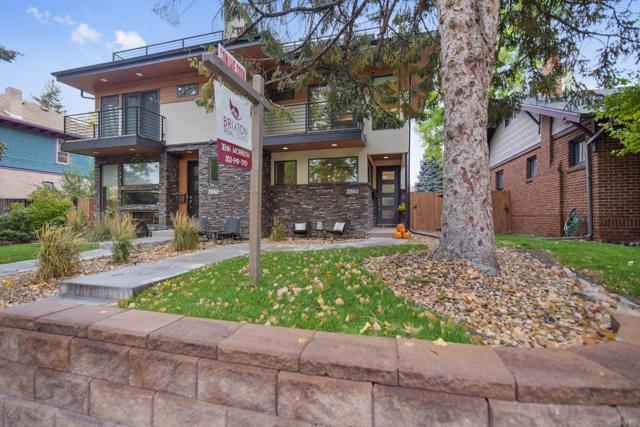 3860 Stuart Street, Denver, CO 80212 (#5803802) :: The Galo Garrido Group