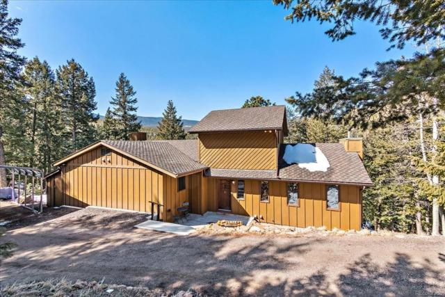32638 Little Cub Road, Evergreen, CO 80439 (#5804105) :: The Heyl Group at Keller Williams