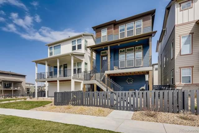 8999 Delacorte Street, Highlands Ranch, CO 80129 (#5804656) :: Mile High Luxury Real Estate