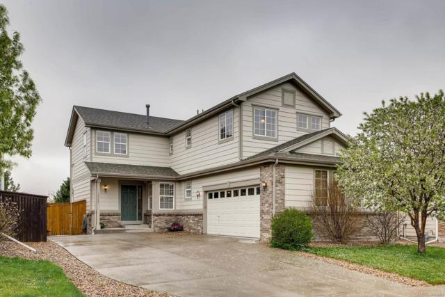 16266 E 105th Circle, Commerce City, CO 80022 (#5804891) :: The Pete Cook Home Group
