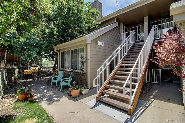 862 S Reed Court B, Lakewood, CO 80226 (#5804975) :: Re/Max Structure