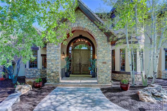 2126 Wieler Road, Evergreen, CO 80439 (MLS #5805094) :: Clare Day with LIV Sotheby's International Realty