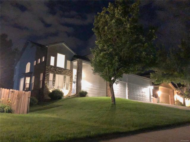 10872 Willow Reed Circle, Parker, CO 80134 (#5805126) :: The Tamborra Team