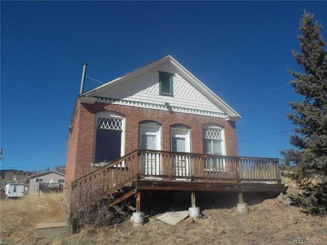 305 S Second Street, Cripple Creek, CO 80813 (#5805301) :: Bring Home Denver with Keller Williams Downtown Realty LLC