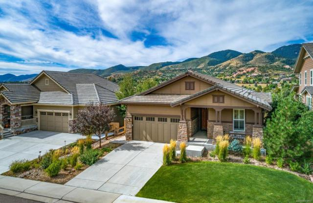 15526 Red Deer Drive, Morrison, CO 80465 (#5805331) :: The Galo Garrido Group