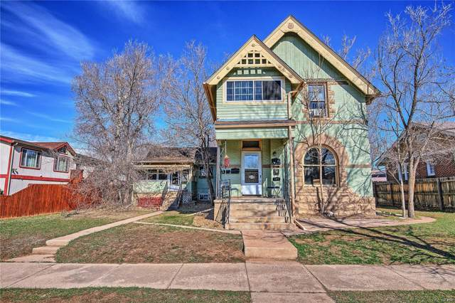 1218 S Sherman Street, Denver, CO 80210 (#5805463) :: HomePopper