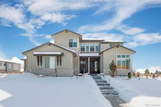 9720 Sunridge Court, Parker, CO 80134 (MLS #5805667) :: 8z Real Estate