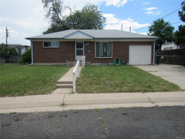 10428 Williams Street, Northglenn, CO 80233 (#5806276) :: The Heyl Group at Keller Williams