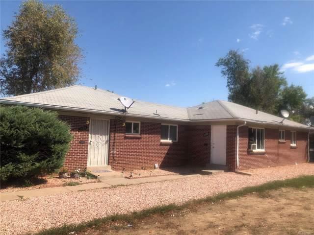 1772 Chester Street, Aurora, CO 80010 (MLS #5806459) :: 8z Real Estate